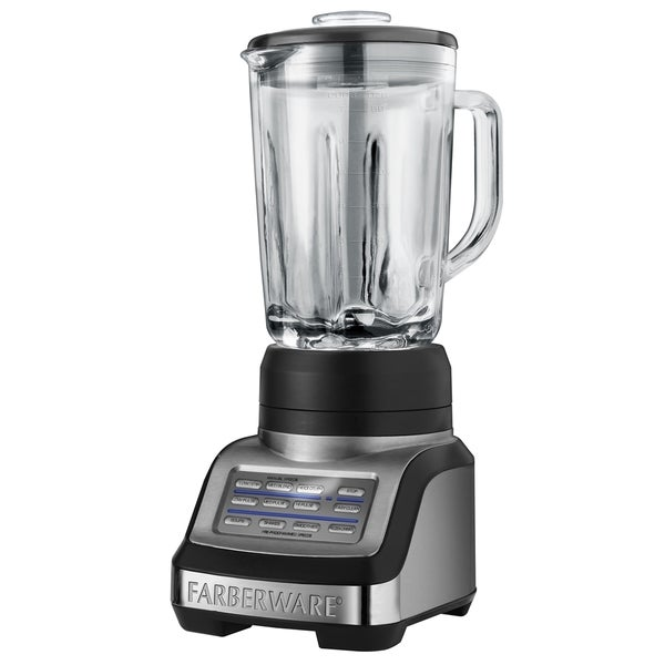 Farberware Heavy-Duty 10-Speed Blender with Preprogrammed Settings (Refurbished)