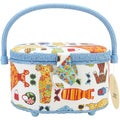 Prym Sewing Basket Oval-Dress Design