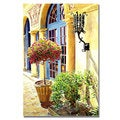 David Lloyd Glover 'Italian Elegance' Canvas Art
