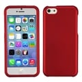 BasAcc Titanium Solid Red Case for Apple iPhone 5C