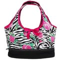 AnnLoren Zebra Rose Doll Carrier