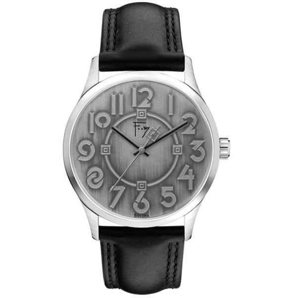 Bulova Men's 'Frank Lloyd Wright Exhibition' Watch