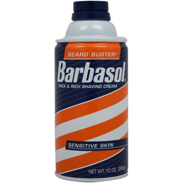 Barbasol Sensitive Skin Thick & Rich 10-ounce Shaving Cream