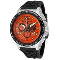 Swiss Legend Men's Sprint Racer Chronograph Orange Dial Watch