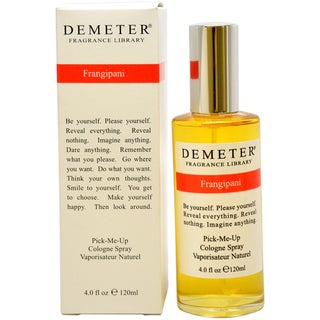Demeter Frangipani Women's 4-ounce Cologne Spray