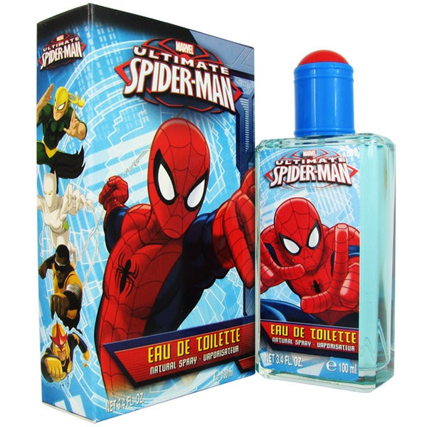 Marvel Ultimate Spider-Man 3.4-ounce Eau de Toilette Spray 11700813