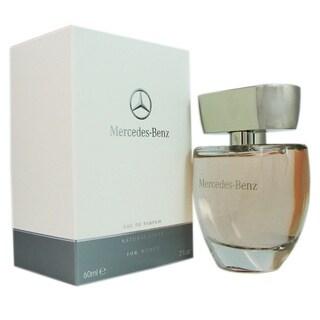 Mercedes Benz Women's 2-ounce Eau de Parfum Spray