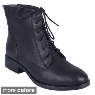 Women's 'Inrrena-6' Lace-up Ankle Boots