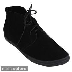 Dbdk Women's 'Jensen-1' Suedette Sneakers