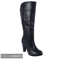 Blossom Women's 'DOVE-3' Knee-high Boots