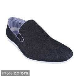 J'S AWAKE 'MARTIN-09' Men's Casual Slip-on Shoes