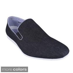 J'S AWAKE 'MARTIN-09' Men's Casual Slip-on Shoes