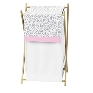 Sweet JoJo Designs Kenya Laundry Hamper