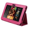 BasAcc Hot Pink MyJacket Wallet Case for Kindle Fire HD Fire HD 7