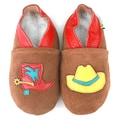 Little Cowboy Soft Sole Leather Baby Shoes