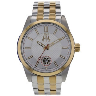 Jivago Men's 'Rush' Stainless Steel Watch