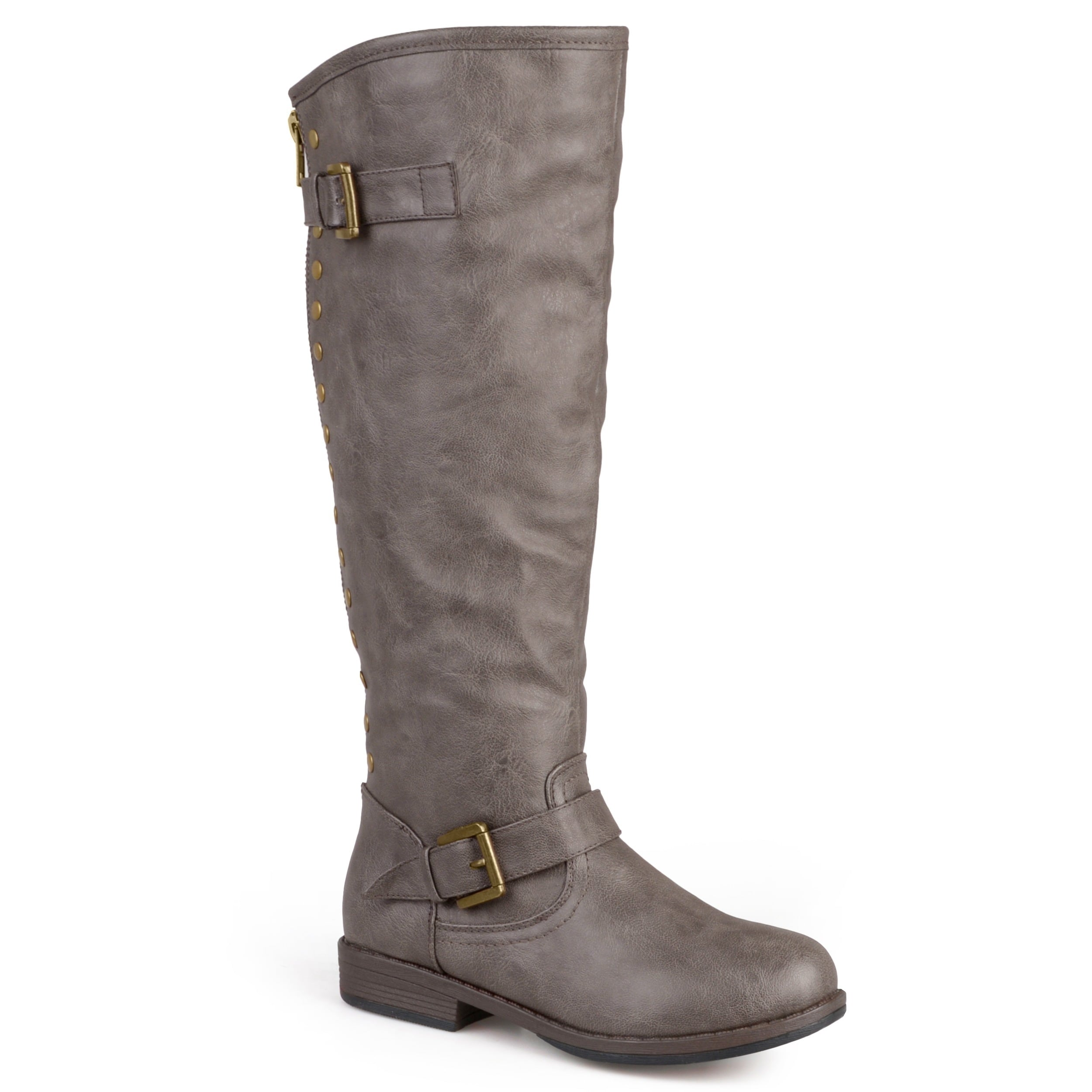 Curvy Fashionista Wide Calf Boots and well made wide calf boots