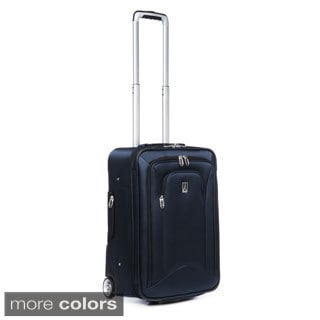 TravelPro Flight Pro 22-inch Carry On Expandable Business Rollaboard Upright
