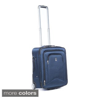 TravelPro Flight Pro 22-inch Carry On Expandable Business Rollaboard Suitcase