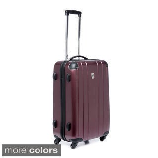 Atlantic Stride 24-inch Medium Hardside Spinner Upright Suitcase