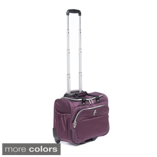 Atlantic Compass 2 16-inch 2-wheeled Carry-on Tote