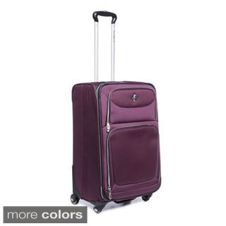Atlantic 'Compass 2' 25-inch Medium Expandable Spinner Upright Suitcase