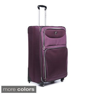 Atlantic 'Compass 2' 29-inch Large Expandable Spinner Upright Suitcase