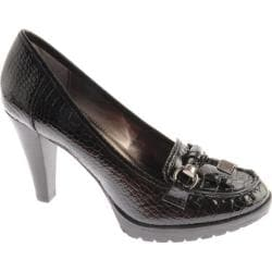 Women's Anne Klein Tybalt Black Synthetic