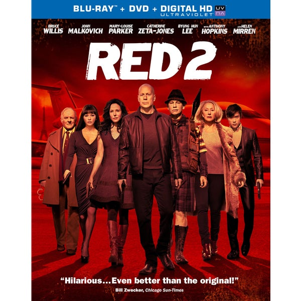Red 2 (Blu-ray/DVD) 11707298