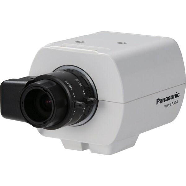 Panasonic WV-CP314 Surveillance Camera - Color, Monochrome