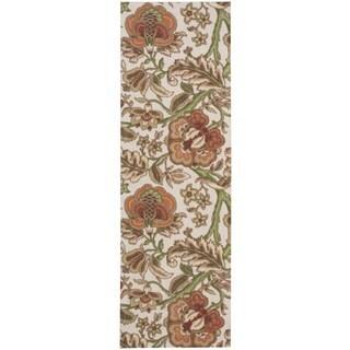 Nourison Waverly Global Awakening Pear Runner Rug (2'6 x 8')