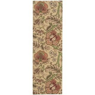 Nourison Waverly Global Awakening Antique Runner Rug (2'6 x 8')
