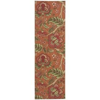 Nourison Waverly Global Awakening Spice Runner Rug (2'6 x 8')