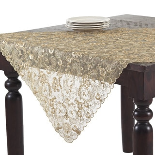 Gold Table Linens | Overstock.com: Buy Linens & Decor Online