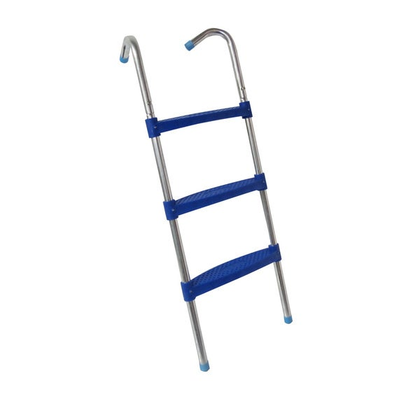 Upper Bounce 39-inch 3-inch Wide Flat Step Trampoline Ladder