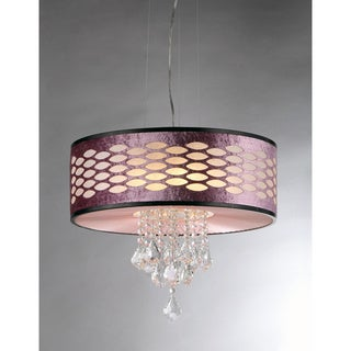 Pattern Crystal Chandelier
