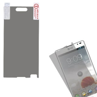 BasAcc Screen Protector Twin Pack for LG P769 Optimus L9