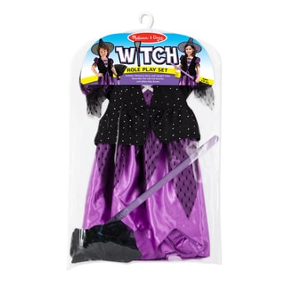 Melissa & Doug Witch Role Play Set