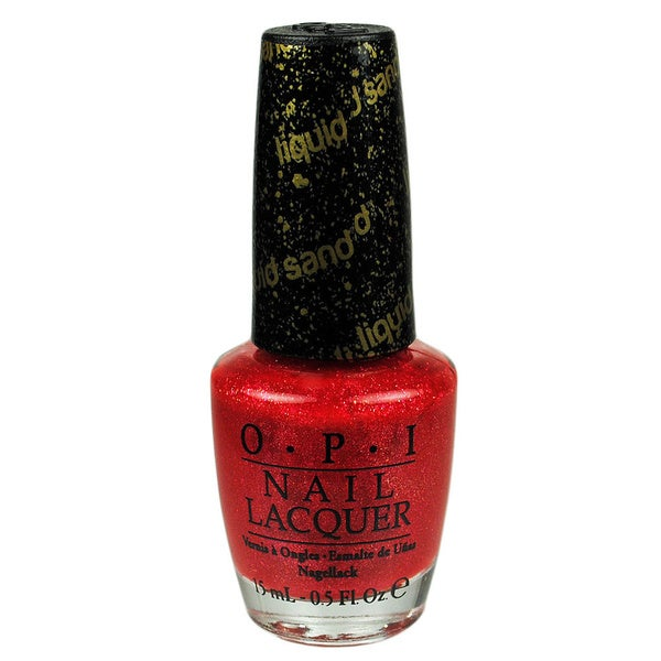 OPI Magazine Cover Mouse Nail Polish