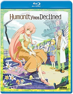Humanity Has Declined: Complete Collection (Blu-ray Disc)