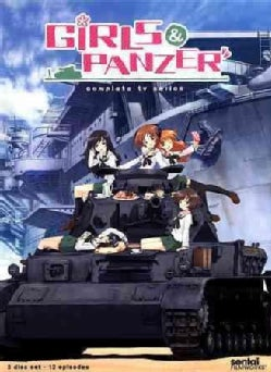 Girls Und Panzer: Complete TV Collection (DVD)