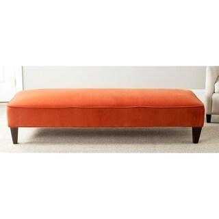 Safavieh Nessa Pumpkin Bench