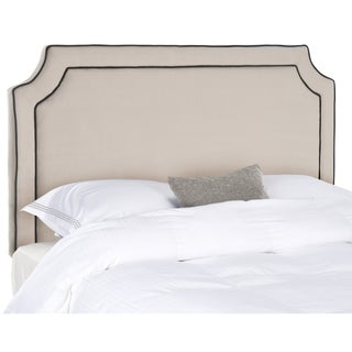Safavieh Dane Taupe Headboard (Queen)