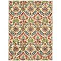 Nourison Waverly Global Awakening Spice Rug (5'x7')