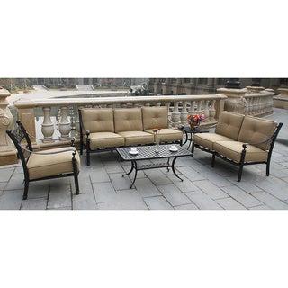 Savannah Madrid Deep Seating 4 piece Outdoor Classics