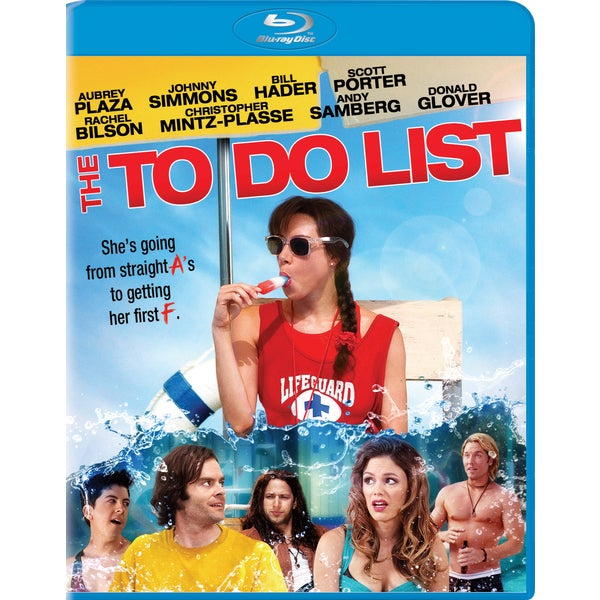 The To Do List (Blu-ray Disc) 11708661