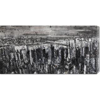 Paolo Ottone 'NYC 2' Stretched Canvas