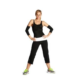 InstantFigure Black Compression Elbow/ Forearm Sleeve