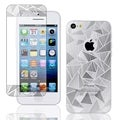 BasAcc 3D Triangle Front/ Back Screen Protector for Apple� iPhone 5C