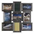 Mellanco 9-opening Multi-Profile Collage Photo Frame